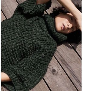 Anthropologie Sweaters - Plenty by Tracy Reese | Waffle Knit Sweater